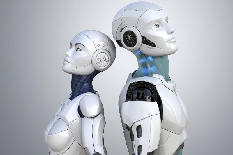 diventeremo cyborg