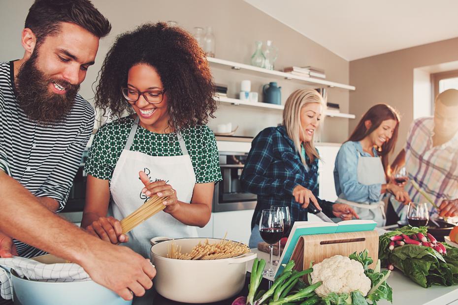 cucina e psicologia